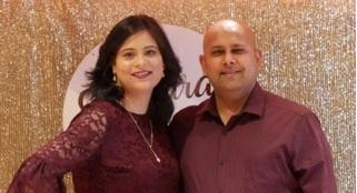 Mansi and Gagan Aggarwal